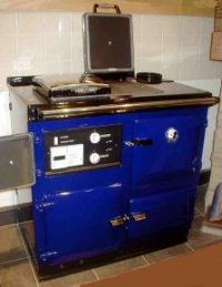 Rayburn Heatranger MX 400 Series Range Cooker in our Training Room
